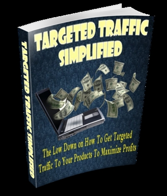 Product picture Targeted Traffic Simplified
