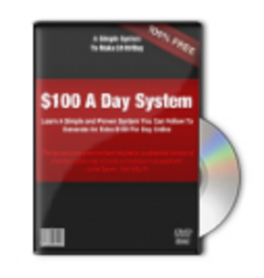 Product picture Make $100 A Day Following A Proven Step-By-Step System